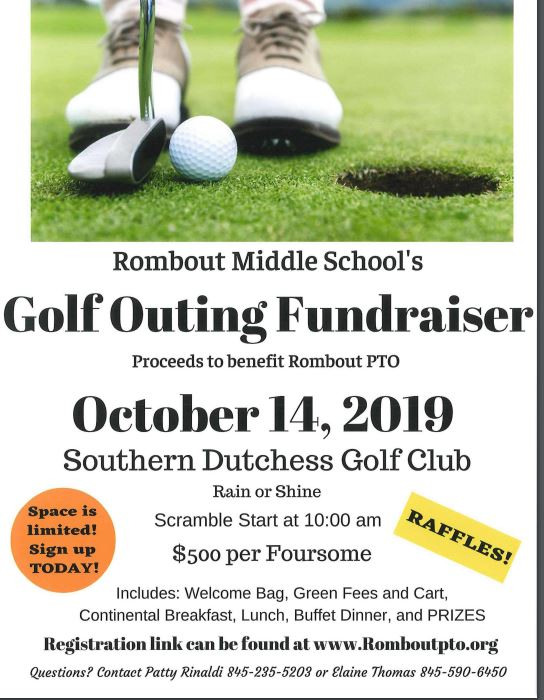 RMS Golf Outing Fundraiser